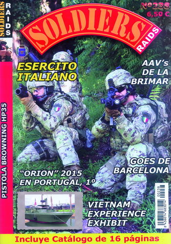 Soldiers Raids Nº 238