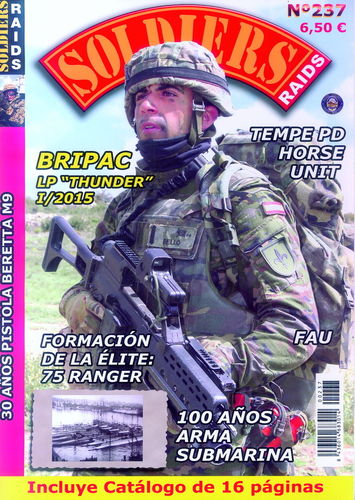 Soldiers Raids Nº 237