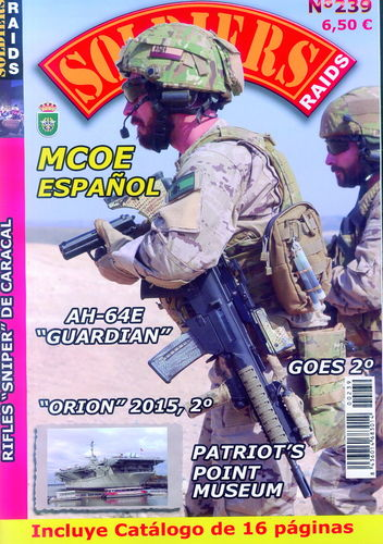 Soldiers Raids Nº 239