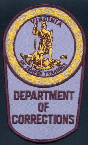 PARCHE DEPARTMENT OF CORRECTIONS