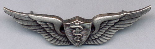 INSIGNIA USA FLIGHT SURGEON ARMY
