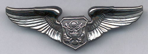 INSIGNIA USA A.F. BASIC NON RATED OFFICER
