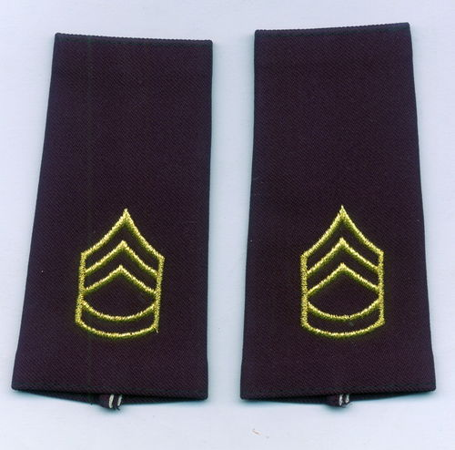 HOMBRERAS US. ARMY SERGEANT FIRST CLASS