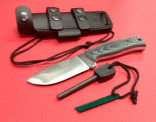 CUCHILLO JOKER SWAT PLATA PEDERNAL
