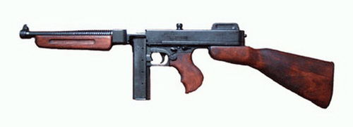 SUBFUSIL THOMPSON MILITARY (RÉPLICA)