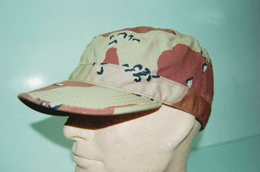 PATROL HAT OFFICIAL ISSUE CAMO DESIERTO 5C