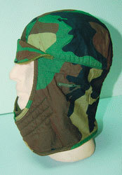 HELMET LINER OFFICIAL ISSUE CAMO WOODLAND