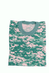 CAMISETA CAMO ALL TERRAIN