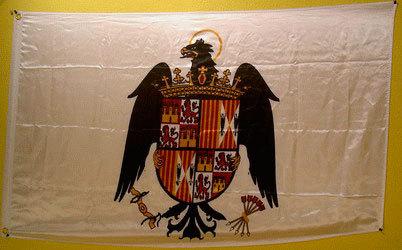 Bandera Pabellón Real De Los Reyes Católicos águila De San Juan Soldiers