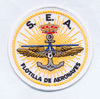 PARCHE BORDADO SEA FLOTILLA AERONAVES