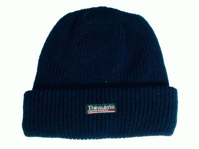 GORRO COMANDO THINSULATE NEGRO