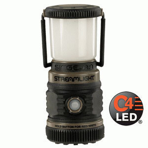 LINTERNA STREAMLIGHT THE SIEGE AA.