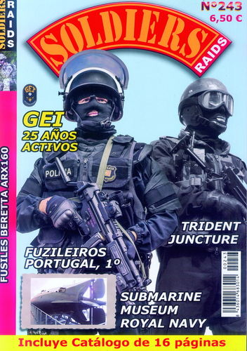 SOLDIERS-RAIDS Nº 243.