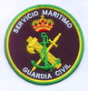 PARCHE BORDADO SERVICIO MARÍTIMO GUARDIA CIVIL
