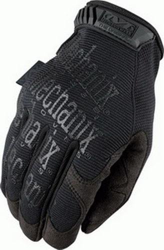 GUANTES MECHANIX ORIGINAL NEGRO.