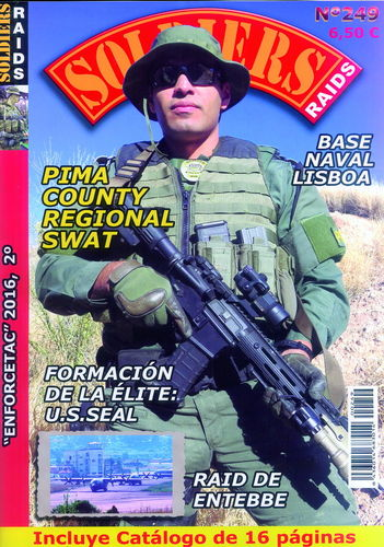 SOLDIERS RAIDS Nº 249.