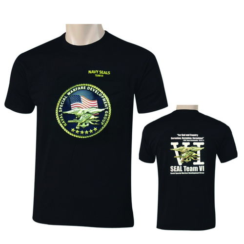 CAMISETA NAVY SEALS TEAM VI.