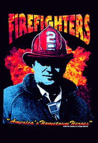 CAMISETA FIREFIGHTERS.