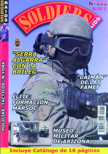 SOLDIERS RAIDS Nº 255.