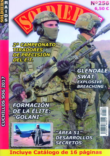 SOLDIERS RAIDS Nº 256.