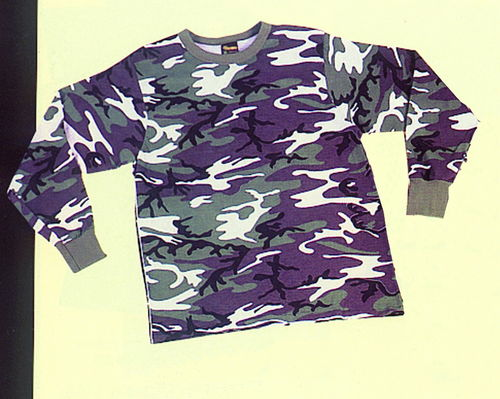 CAMISETA CAMO CONCRETE JUNGLE.