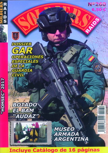 SOLDIERS RAIDS Nº 260.
