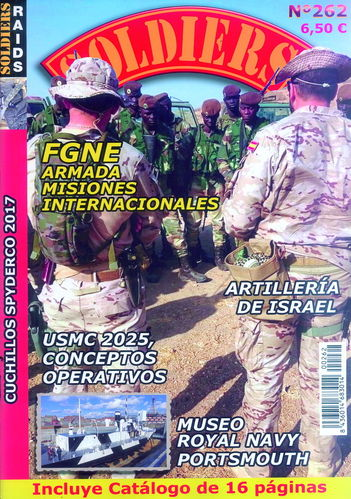 SOLDIERS RAIDS Nº 262.