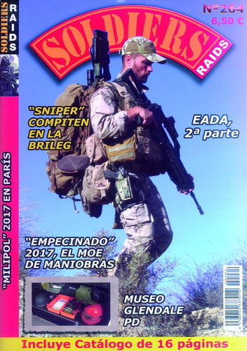 SOLDIERS RAIDS Nº 264.
