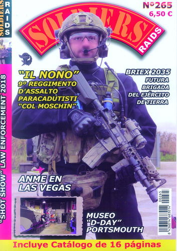 SOLDIERS RAIDS Nº 265.
