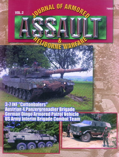 ASSAULT. JOURNAL OF ARMORED & HELIBORNE WARFARE. VOL. 2