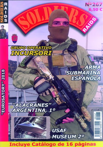 SOLDIERS RAIDS Nº 267.