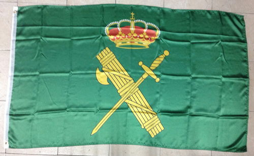 BANDERA GUARDIA CIVIL.