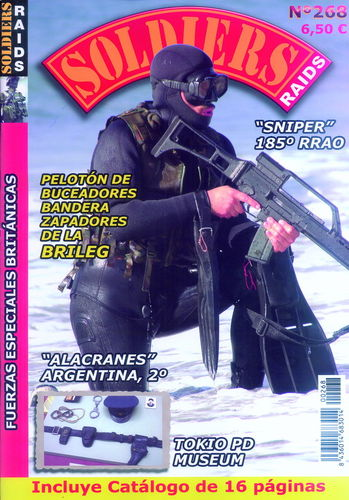 SOLDIERS RAIDS Nº 268.