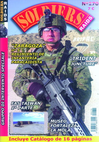 SOLDIERS RAIDS Nº 270.