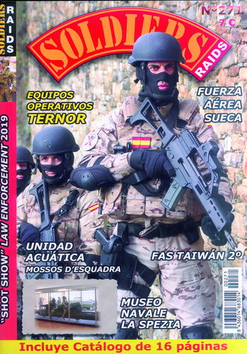 SOLDIERS RAIDS Nº 271.