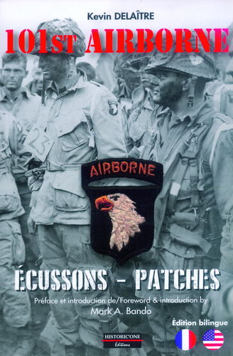 101ST AIRBORNE. ÉCUSSONS - PATCHES.