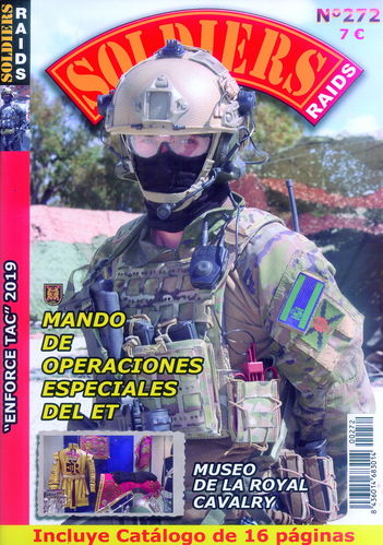SOLDIERS RAIDS Nº 272.