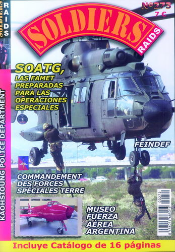 SOLDIERS RAIDS Nº 273.