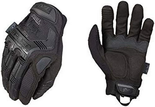 GUANTES MECHANIX M-PATCH NEGROS.