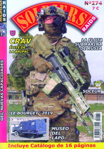 SOLDIERS RAIDS Nº 274.