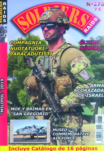 SOLDIERS RAIDS Nº 275.