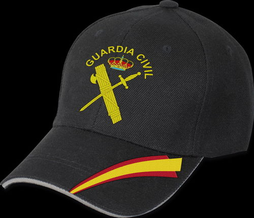GORRA AJUSTABLE GUARDIA CIVIL